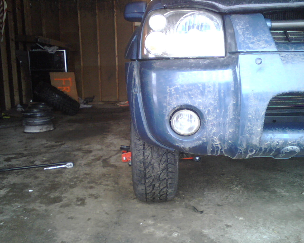 nissan frontier wheel spacers installation