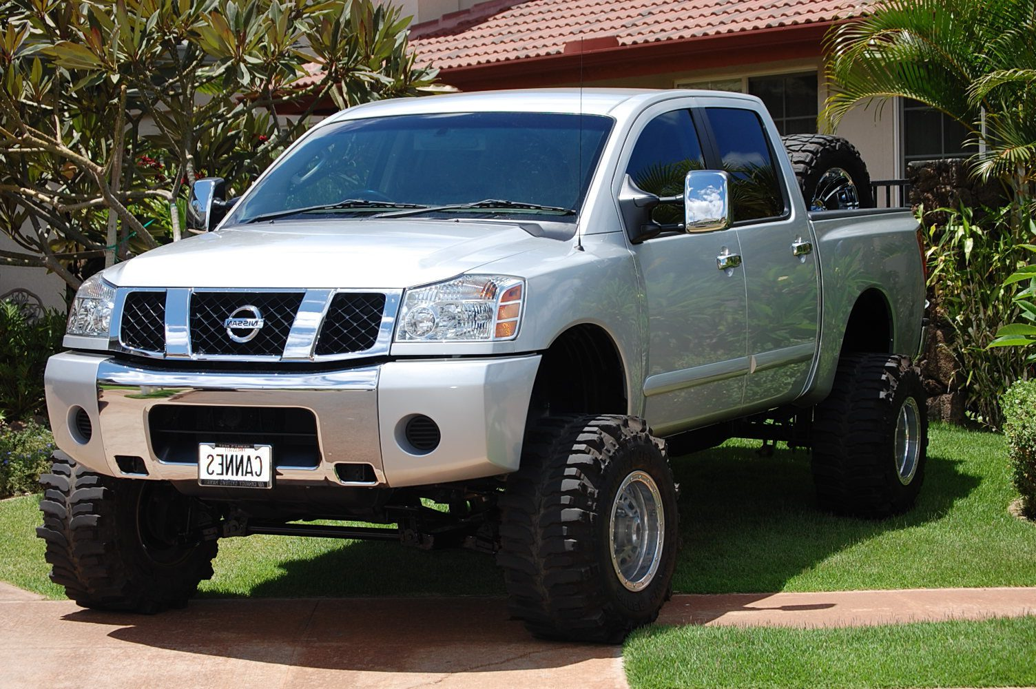 Nissan Titan Wheel Spacers Spacers Guide