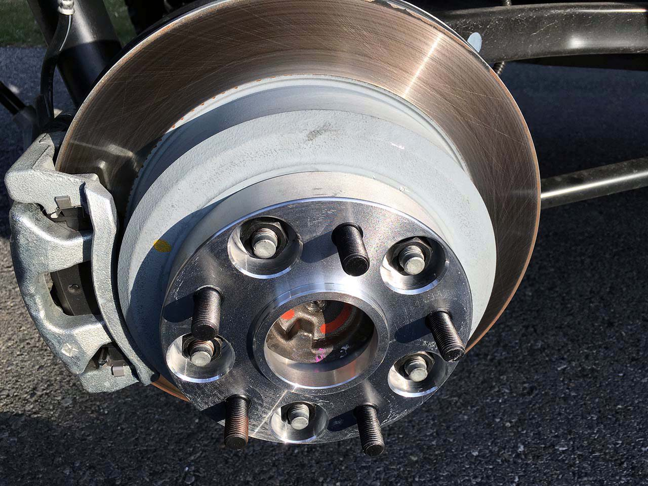 Jeep Liberty Wheel Spacers
