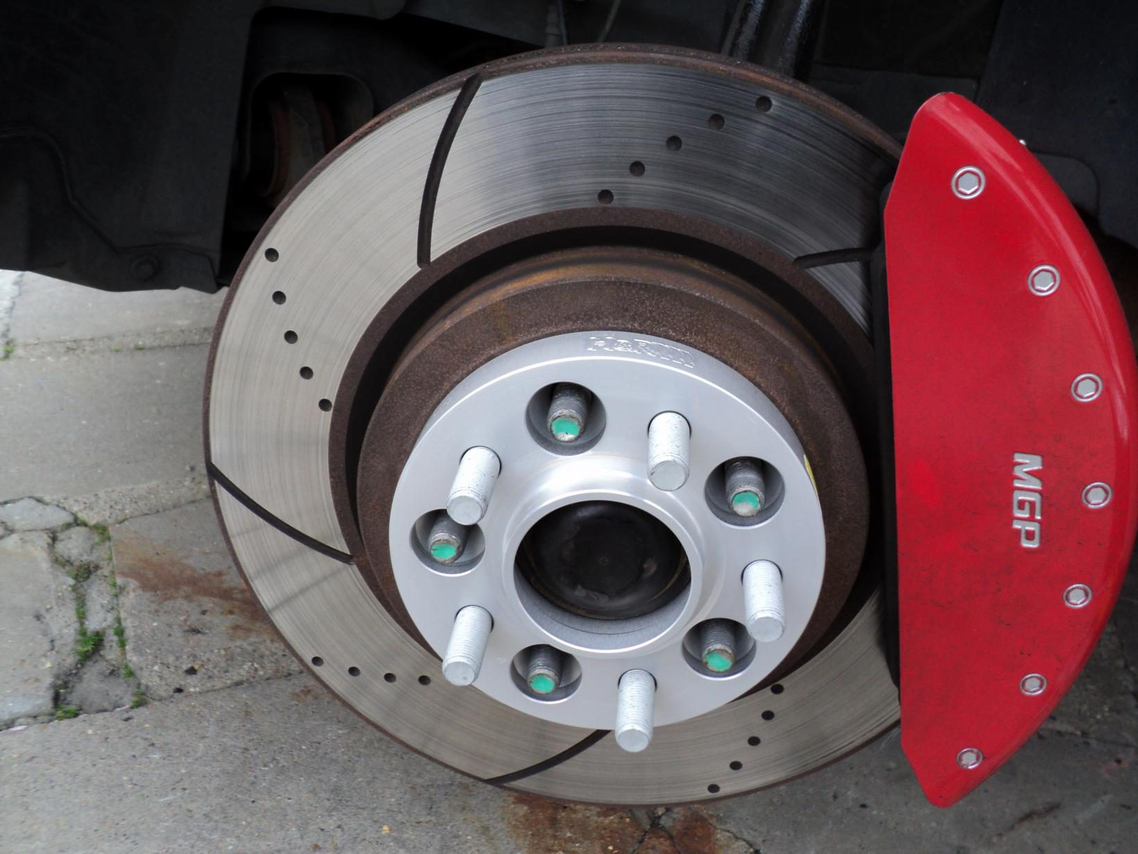 Chrysler 300 Wheel Spacers