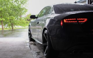 audi a5 spacers